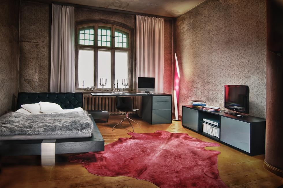Schlafzimmer ypsilon lupus73 exklusive massivholzm bel - Exklusive schlafzimmer ...